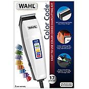 Máquina Cortapelo Color Code Wahl con Cable 17 Piezas Azul 06cb5c650871