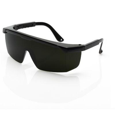 Gafas de seguridad AQUILES OXICORTE Lente Verde IR5.0