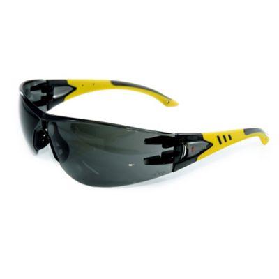 Gafas de seguridad ELECTRA AMARILLO Lente Oscuro AF