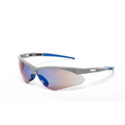 Gafas de seguridad PERSEO Lente Revo Azul Oscuro Espejo