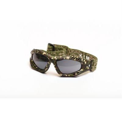 Gafas de seguridad ODISEO CAMO Lente Oscuro AF