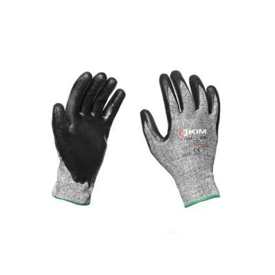 Guantes de seguridad NERIO Material Nitrilo Anticorte Talla 8/M