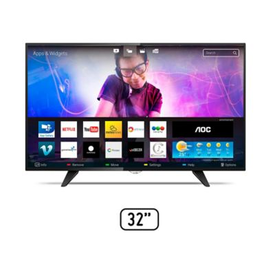 TV 32 Pulgadas LED HD Digital LE32S5970i Smart TV