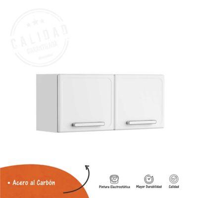 Mueble Campana 80cm Gourmet Blanco