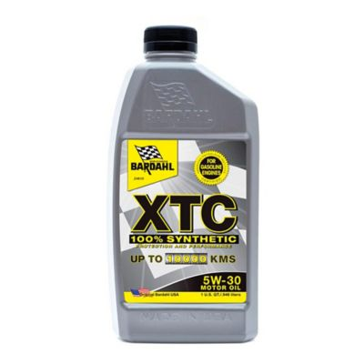 Aceite 100% Sintético 5W-30 para 10.000 Kms 1/4