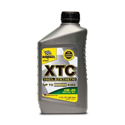 Aceite 100% Sintético 0W-20 para 10.000 Kms 1/4