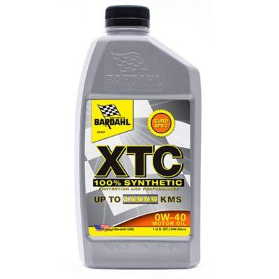 Aceite 100% Sintético 0W-40 para 10.000 Kms 1/4