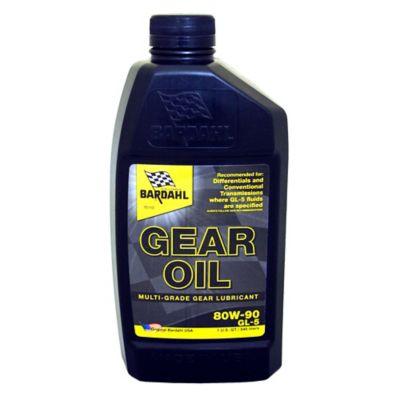 Aceite para Transmisiones Sae 80W-90 Api Gl-5 1/4
