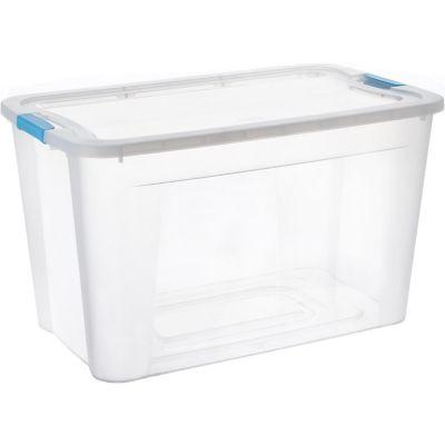 Caja Organizadora Ultraforte 46x35x60 cm 68 Lt Transparente