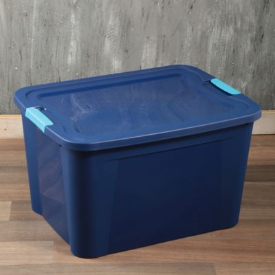 Caja Organizadora Ultraforte 46x35x60 cm 68 Lt Azul