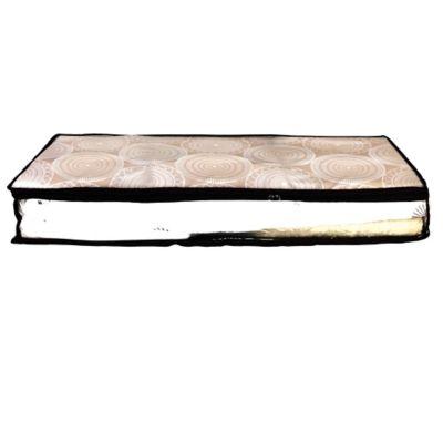 Bolsa Organizadora Bajo Cama Mandalas 100x45x15 cm