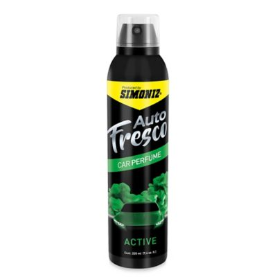 Ambientador Spray Active 220Ml Car Perfume