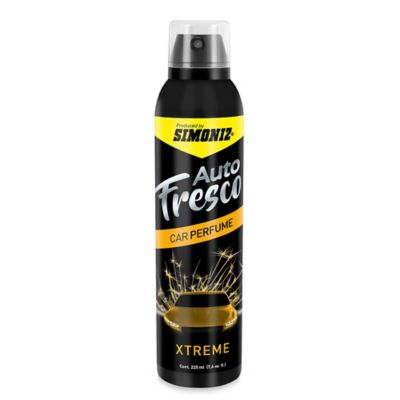 Ambientador Spray Xtreme 220Ml Car Perfume