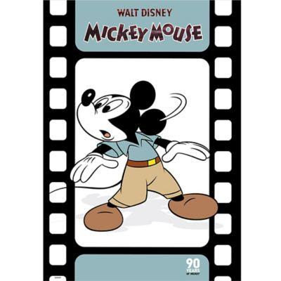 Cuadro Metálico con Relieve Mickey Color Surtido