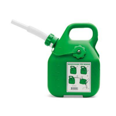 Bidon Combustible Verde 6 Litros