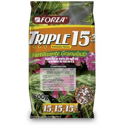 Fertilizante 15-15-15 Bolsa X 600Grs