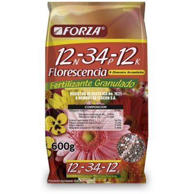 Fertilizante 12-34-12 Bolsa X 600Grs