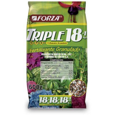 Fertilizante 18-18-18 Bolsa X 600Grs