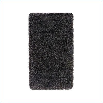 Tapete Luxus 120 x 170 cm Negro
