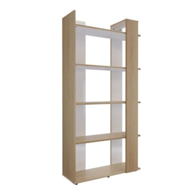 Biblioteca Quadratta 80cm 163.5x80.5x29.2cm Rovere