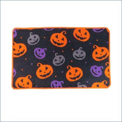Tapete Halloween Calabazas 50x80 cm