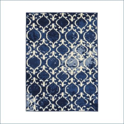 Tapete Shots Vintage 120x170 cm Azul
