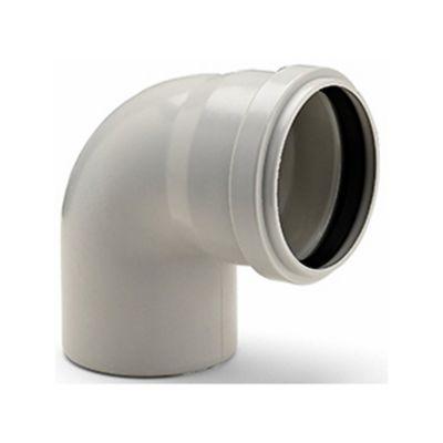 Codo 90 Polipropileno Incola Desague Insonoro 50 mm