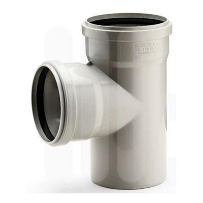 Tee Polipropileno Incola Desague Insonoro 125 mm