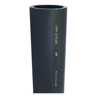 Tubo Polietileno x 3 Mts Rde11 Fm 110 mm (4Pulgadas)