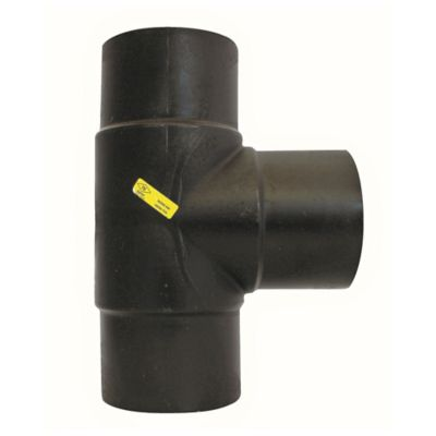Tee Polietileno Rde11 Fm 75 mm (21/2Pulgadas)