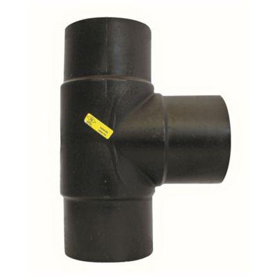 Tee Polietileno Rde11 Fm 110 mm (4Pulgadas)