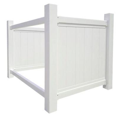 Organizador de Canecas PVC Blanco