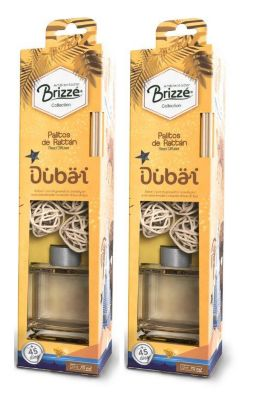 Duo Pack Collection Palitos Rattan  Dubai 140ml