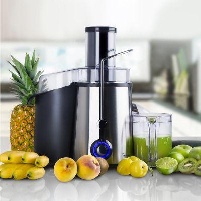 Extractor de Jugos Frutas y Verduras 850 Watts 1Lts Negro 806700