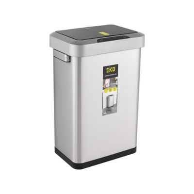 Caneca Aluminio con Sensor 45 Litros