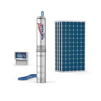 Kit Bomba Solar 4/4 Fluidsolar