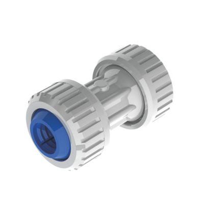 Unión de Transición PE 16mm a PE 20mm