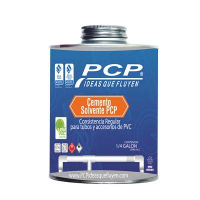 Soldadura Liquida PVC x 1/4 gl