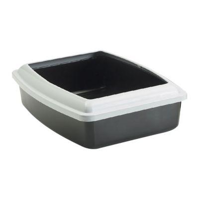 Arenera Oval Tray Jumbo Negro