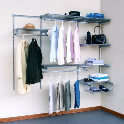Closet Rejilla Advance 3x1.5x0.4 Metros Blanco