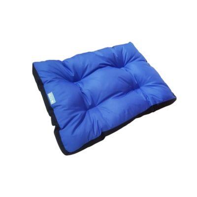 Colchoneta para Mascotas Pequeña 64 x 50 cm Lavable Azul