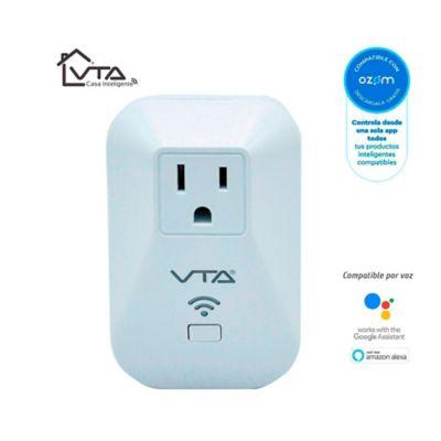 Tomacorriente Inteligente Medidor Consumo VTA App
