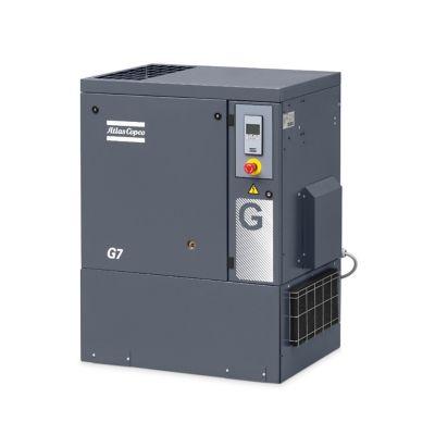 Compresor de Tornillo Lubricado 10HP