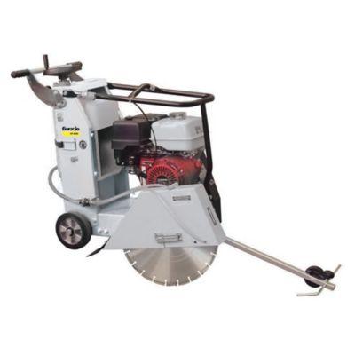 Cortadora de Concreto Motor kohler a Gasolina 14 HP con Disco de 450 centímetros para Trabajo Pesado