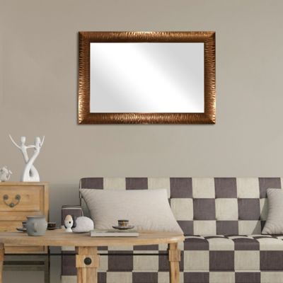 Espejo Cobre Antiguo 50x80 cm