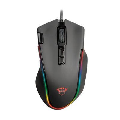 Mouse Gamer Gxt 188 Laban Rgb Alámbrico USB Negro 21789