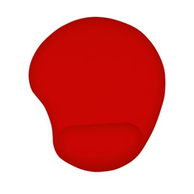 Pad Mouse de Gel Bigfoot Rojo 20429