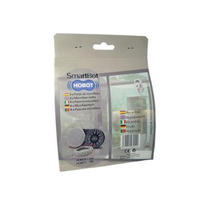 Paños de Microfibra Hobot188 Pack de 4 Unidades HB188-001-4U