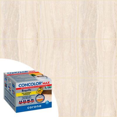 Concolor Max Anti hongos Beige 1-12Milímetros X2Kg