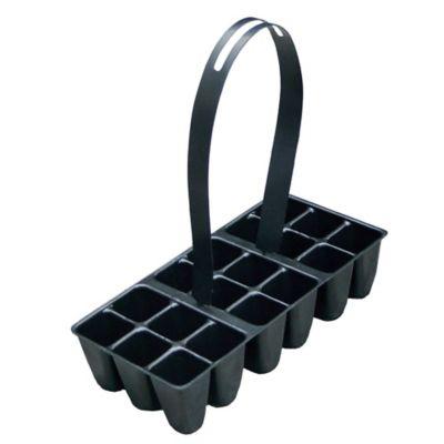 Kit de 6 Mini Jardínes Portátil x 18 Cavidades